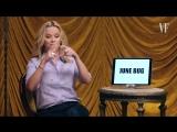 Риз Уизерспун учит американскому сленгу Reese Witherspoon Teaches You Southern Slang Secret Talent Theatre Vanity Fair