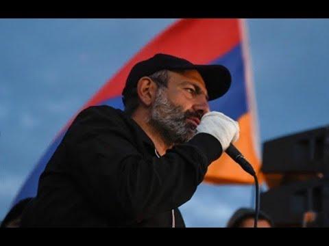 Live. Public Rally WSummary and Context - Ijevan, Armenia