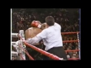 Легендарный бой - Эвандер Холифилд vs Майк Тайсон