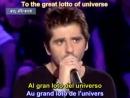 SOS D un Terrien En Detresse Patrick Fiori Ft T Arena Grégory L English Lyrics Español
