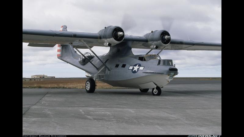 Знаменитые самолеты.Фильм 26.Consolidated PBY Catalina