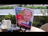 Как поздравили Путина в других странах