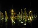 Казань, парк Горького, поющий фонтан