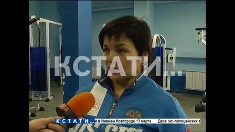 Кстати Новости Нижнего новгорода - Выйдя на пенсию работница со стройки занялась пауэрлифтингом и стала чемпионкой мира