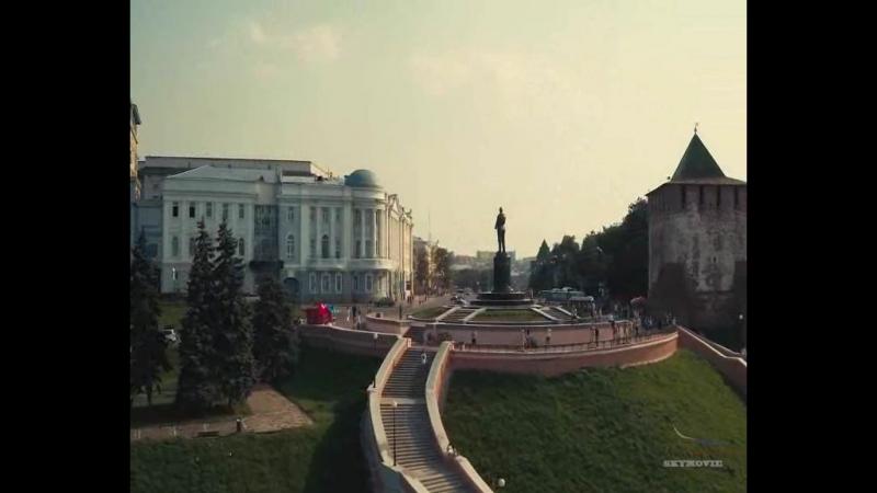 Заповедные места.Нижний Новгород