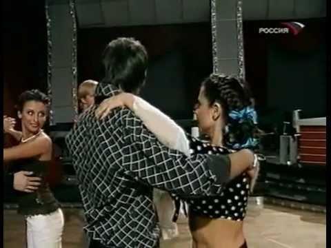 Н. Королёва на Танцах со звёздами (Выпуск 5/2), (2006 год).