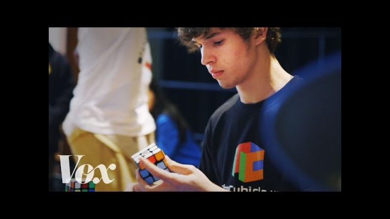 How a 15-year-old solved a Rubiks Cube in 5.25 seconds