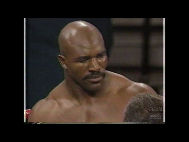 Evander Holyfield Vs Mike Tyson 09 09 1996 Showtime Replay