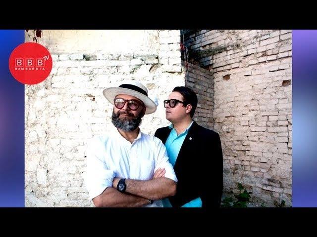 Бренд мужской одежды IDoL: интервью с создателями: Серж Смолин и Серж Пайе