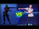 Todos los Bailes de Fortnite en la Vida Real Backpack Kid, Electro Shuffle, etc