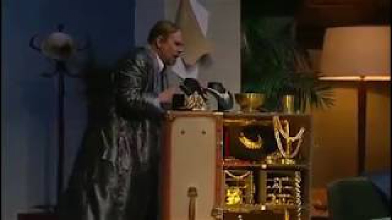 Hindemith Cardillac Paris Opera 2005 DVD trailer