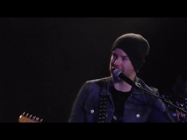 David Cook - Ghost Magnetic - Le Poisson Rouge NYC - 2018-02-22