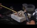 Процесс создания кольца из золота Limar