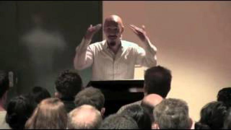 Франсис Чан - Для тех, кто не любит евангелизацию ч. 1