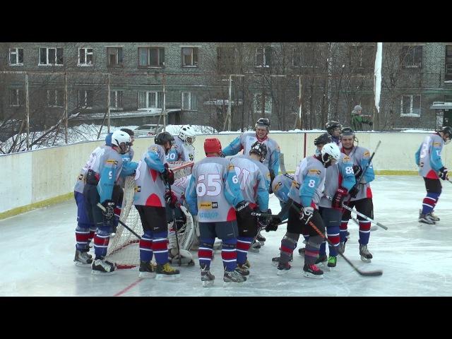 Турнир по хоккею на кубок горно-металлургических предприятий