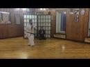 Sochin kata (Arakaki ha) Mabuni ha Shito ryu