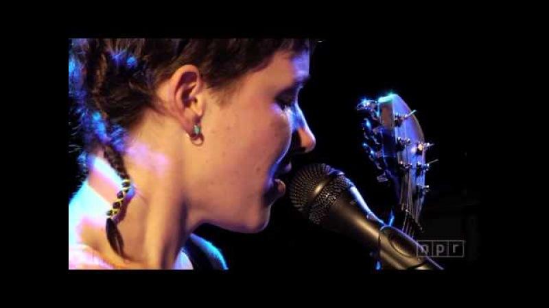 Buke Gase | NPR MUSIC LIVE