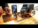 DIY Belt Grinder 2x48 PLANS