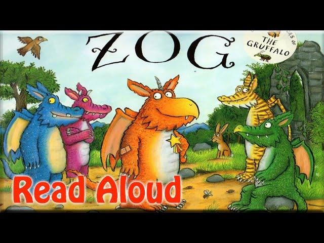 Zog by Julia Donaldson Read Aloud