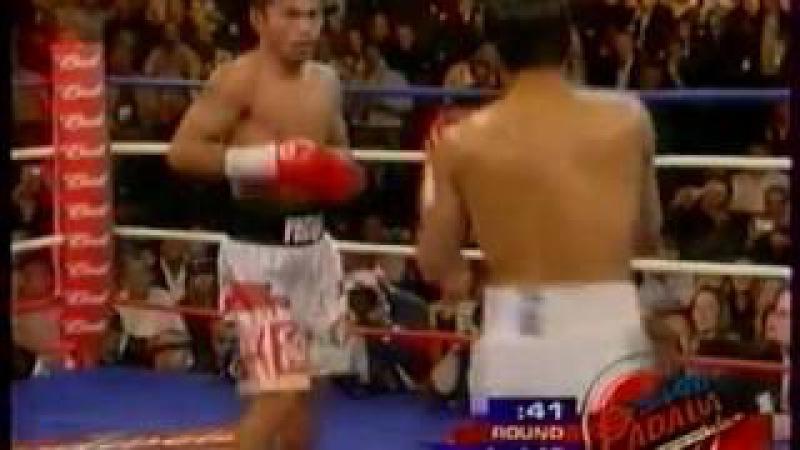 Manny Pacquiao Erik Morales 2(Вл. Гендлин ст.) Мэнни Пакьяо Эрик Моралес 2
