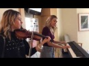 Rachel Platten and Lindsey Stirling Play Better Place for A Patient at UCLA Health