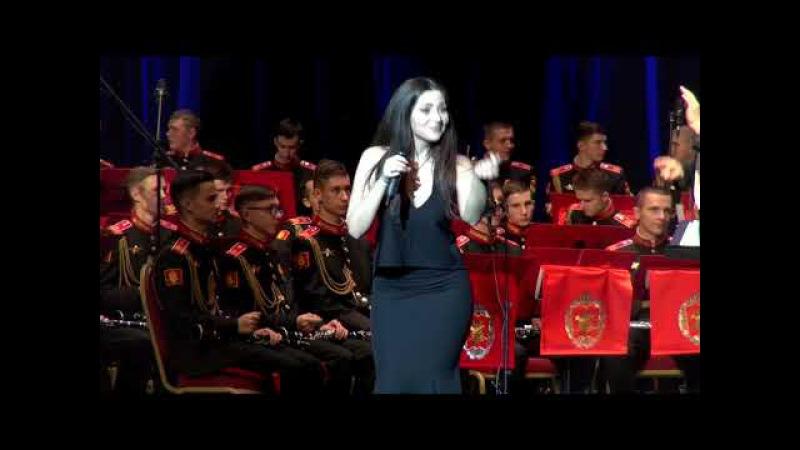 Концерт посвященный 80-летию Московского военно-музыкального училища (Часть 2)