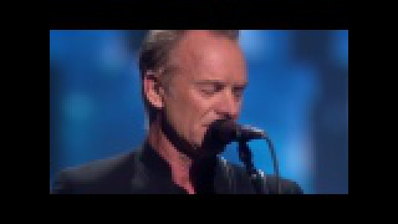 Sting Fragile The 2016 Nobel Peace Prize Concert