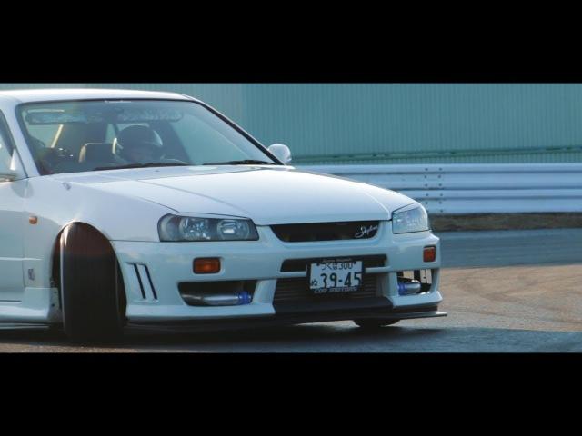 TSUKUBA CIRCUIT ジムカーナ / 11月 池田走 [OFFICIAL VIDEO]
