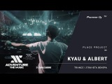 KYAU &amp ALBERT live #ATM2017 @ Pioneer DJ TV