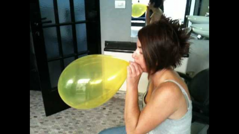First B2P Balloon Girl New Looner