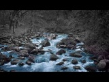 Mountain Stream Water Sounds White Noise Relaxation Sounds for Sleep or Study HD Nature Scene