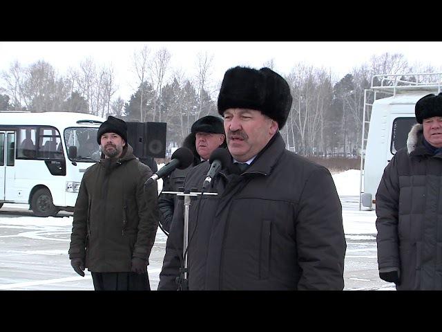 Военные летчики вернулись в Комсомольск-на-Амуре из Сирии
