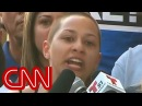 Florida student to NRA and Trump: 'We call BS'