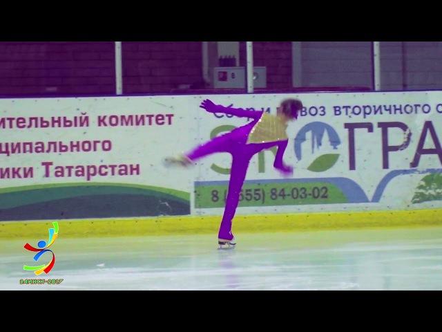 Ангелина Маркелова (Заинск) 1сп рд