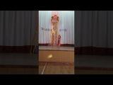 Школа арабского танца Хабиби - Лиза Щур -