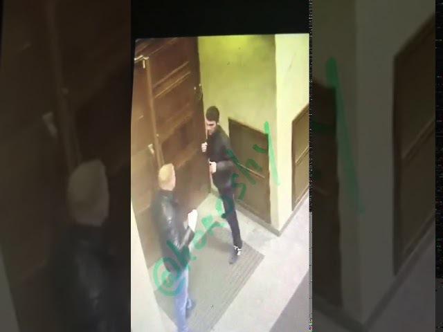 Мигрант в одиночку попытался напасть на управление ФСБ в Петербурге