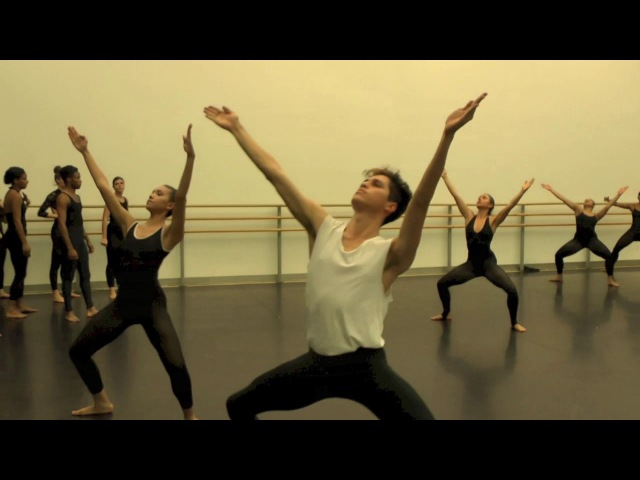New York Dance Up Close: Joan Peters/Dunham Class/AAADT