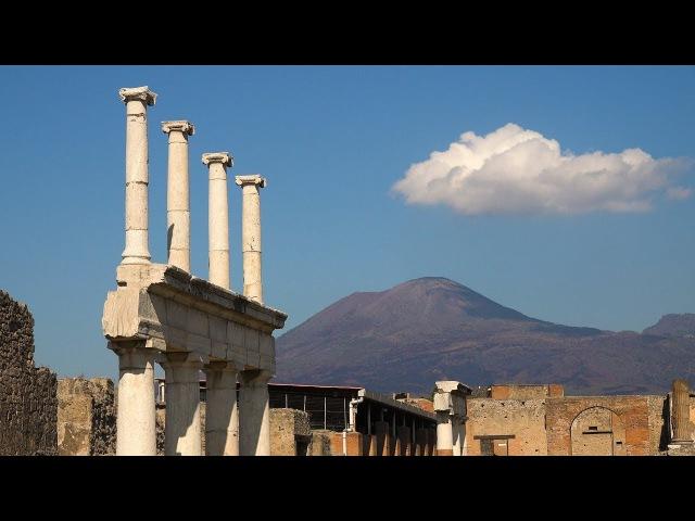 Pompeii, Herculaneum and Mount Vesuvius, Italy in 4K Ultra HD