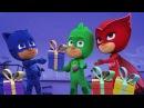 Герои в масках - Гекко спасает Рождество - Сборник 120 минут - мультики для детей