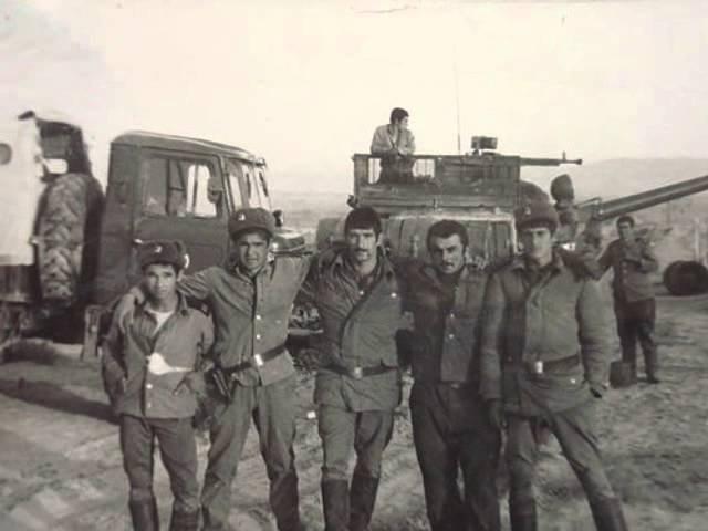 Шиберган, гарнизон Джар-Кудук.wmv