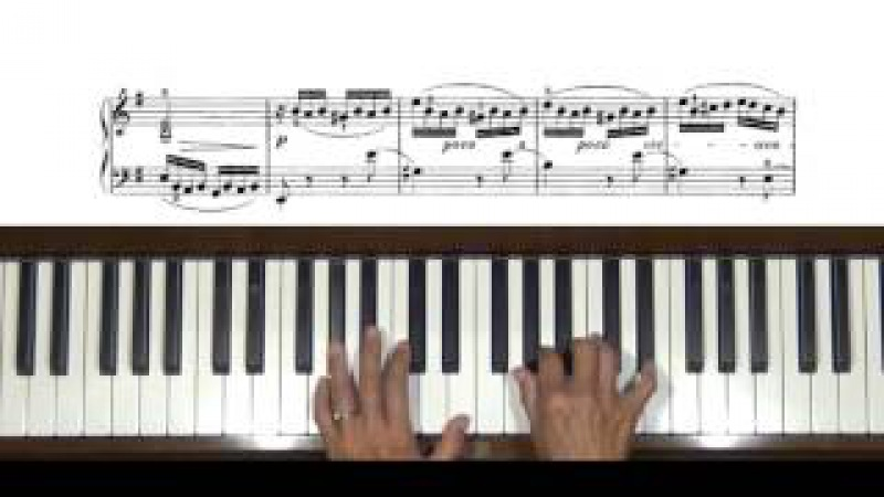 Le Coucou The Cuckoo by Daquin Piano Tutorial