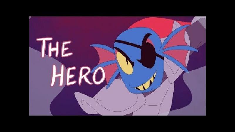 The Hero [Undertale Animation]