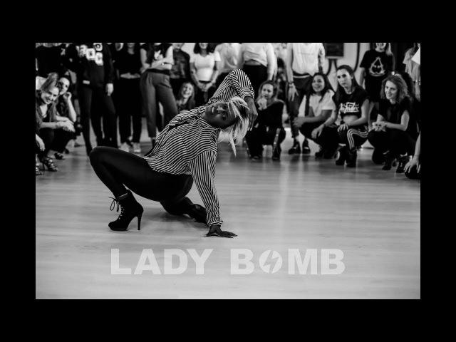LADYBOMB 2018   ANDYE J   MOSCOW