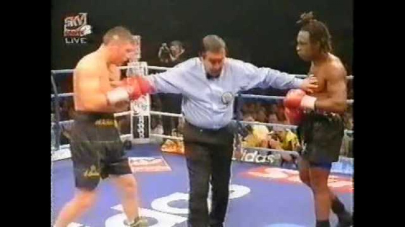 Nigel Benn vs Steve Collins II 09-11-1996
