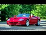 Ferrari 550 Barchetta Pininfarina US spec