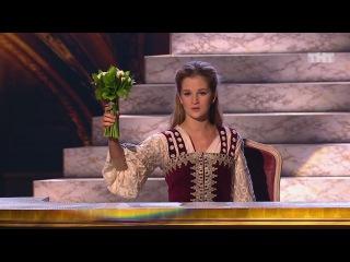 Танцы: Светлана Макаренко (Lara Fabian - Je T'aime) (сезон 4, серия 22) из сериала Танцы смотре...