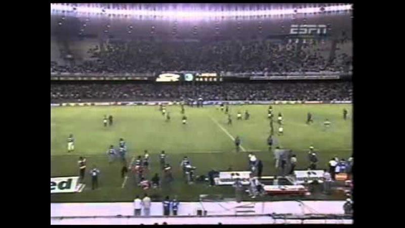 Flamengo 1 x 5 Vasco da Gama (23/04/2000) Jogo completo