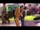 Ellen Rocche   Programa Super Positivo - O   StripTease