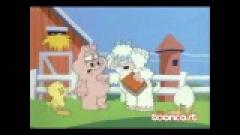 Garfield e seus Amigos Orson Voador Não Identificado Dublagem Original