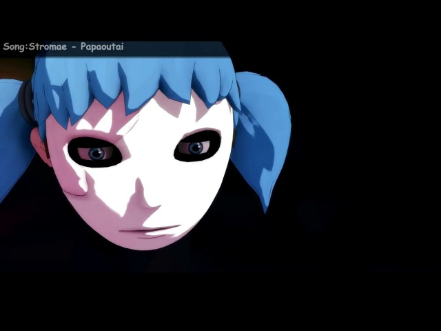 【MMD Sally Face】 Papaoutai【RUS SUB】